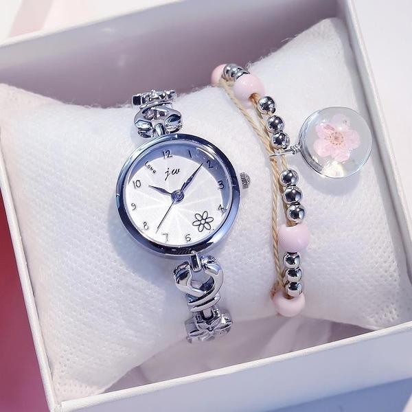 ins小眾設計手鏈手表女生細帶小巧仙女氣質時尚女士精致潮流簡約