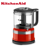 KitchenAid 迷你食物調理機3KFC33516【愛買】
