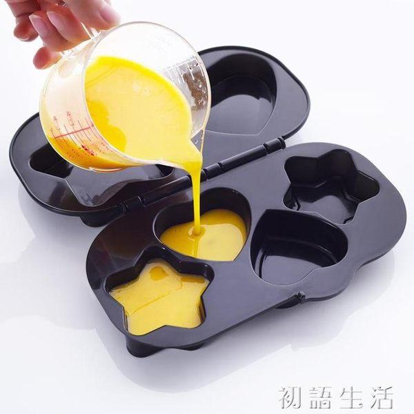 日本進口微波爐蒸蛋模具家用微波爐蒸蛋器早餐模具雞蛋蒸蛋模具 初語生活