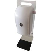 台灣製 自動感應 酒精 消毒機 乾洗手 桌上壁掛兩用型 /台 (滴式) 800D 外殼白色 附腳架