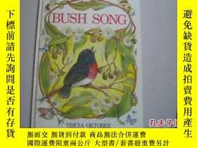 二手書博民逛書店Bush罕見Song, By Tricia Oktober 少兒