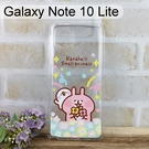 卡娜赫拉空壓氣墊軟殼 [捧花] Samsung Galaxy Note 10 Lite (6.7吋)【正版授權】