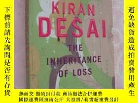 二手書博民逛書店The罕見Inhertance of loss 原版Y14681
