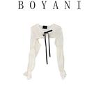 白色防曬小披肩女2021夏季長袖配吊帶裙子遮陽絲巾襯衫外搭薄款 黛尼時尚精品