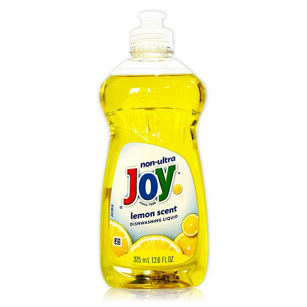 美國暢銷品專賣店-美國 JOY檸檬洗碗精 12.6oz/375ml,