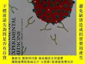 二手書博民逛書店The罕見journal of experimental medicine JEM 2013 02 11 實驗醫學