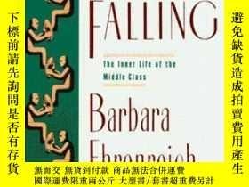 二手書博民逛書店Fear罕見Of FallingY307751 Barbara