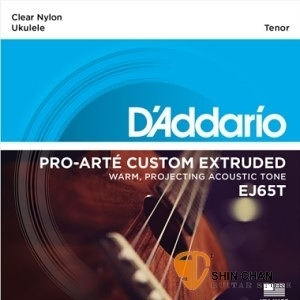 D'Addario EJ65T 26吋烏克麗麗弦 Tenor 【EJ-65T/UKULELE/DAddario】