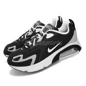 【六折特賣】Nike 休閒鞋 Air Max 200 黑 白 男鞋 運動鞋 【PUMP306】 CQ4599-010