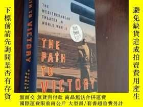 二手書博民逛書店THE罕見PATH TO VICTORY通往勝利的道路Y12880 DOUGLAS PORCH FSG 出