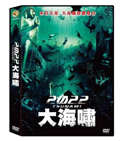 2022 大海嘯 DVD  (購潮8)