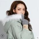 仿羊絨手套冬天加絨保暖觸屏防寒加厚針織可愛騎車秋冬季