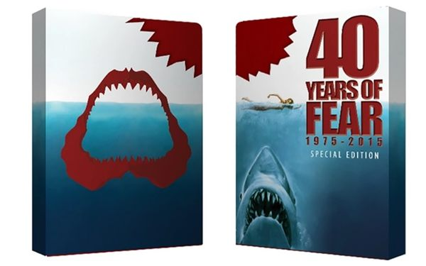【USPCC撲克】 Bicycle 40 Years of Fear (Special Edition) Jaws Playing Card