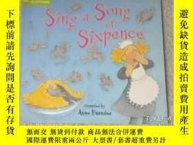 二手書博民逛書店Sing罕見a Song of Sixpence (QED St
