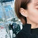 耳環 925 純銀 純銀耳環 鈦鋼耳夾 ...