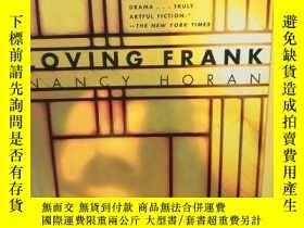二手書博民逛書店Loving罕見Frank by Nancy Horan (美國