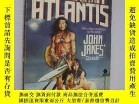 二手書博民逛書店Mention罕見my name in AtlantisY857