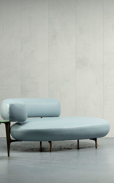 NLXL 灰色 混凝土紋 LIGHT POLISHED CONCRETE WALLPAPER BY PIET BOON CON-08