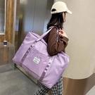 短途旅行包大容量女旅游手提收納袋小型輕便...