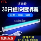 支架紫外線消毒燈 110v 家用殺菌燈除...