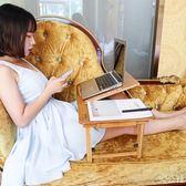 筆記本電腦桌床上小桌子做桌書桌宿舍女可折疊小桌板做床上桌用小書桌迷你YYP