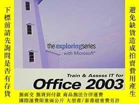 二手書博民逛書店Train罕見And Assess It Premium Package Exploring Office 200