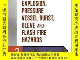 二手書博民逛書店Guidelines罕見for Vapor Cloud Explosion, Pressure Vessel Bu