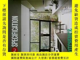 二手書博民逛書店AJ罕見THE ARCHITECTS JOURNAL SPECIFICATION 2014 04 建築月刊 外文