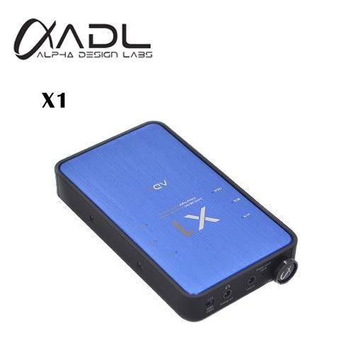 【竹北勝豐群音響】FURUTECH ADL X1 USB DAC/耳機擴大機-藍