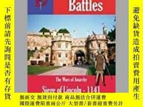 二手書博民逛書店The罕見Battle of siege 1141 (damaged)-攻城戰1141(損壞)Y414958