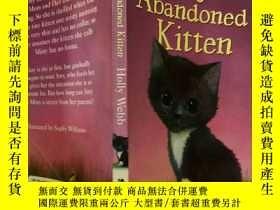 二手書博民逛書店Misty罕見the Abandoned Kitten:米斯蒂被遺棄的小貓Y200392