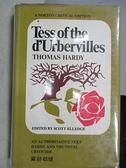 【書寶二手書T3/原文書_CLP】Tess of the d Urbervilles