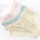 內褲女士性感抗菌襠透氣少女冰絲中腰女士三角褲薄款 FX2449 【東京潮流】