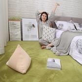 北歐地毯臥室床邊毯客廳地墊毛絨房間滿鋪兒童茶幾毯加厚簡約家用優拓