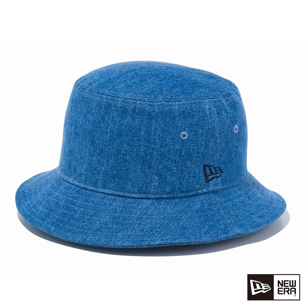 NEW ERA 漁夫帽 淺丹寧