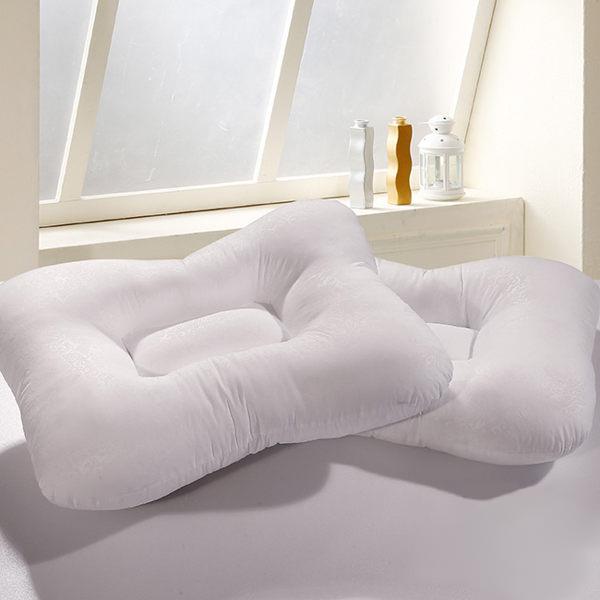 台灣製 人體工學 止鼾枕 午睡枕 枕頭《YV9169》快樂生活網