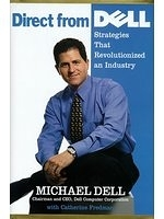 二手書《Direct From Dell: Chairman and Chief Executive Officer, Dell Computer Corporation》 R2Y ISBN:0887309143