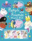 Peppa Pig:Peppa And Friends Magnet Book 佩佩豬和朋友們的冒險 磁鐵書