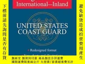 二手書博民逛書店Chapman罕見Navigation Rules: International - Inland (Chapma