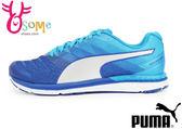 PUMA Speed 300 IGNITE慢跑鞋-男款 輕量運動鞋 I9573#藍◆OSOME奧森童鞋/小朋友