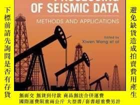 二手書博民逛書店Relative罕見Fidelity Processing of Seismic Data: Methods an