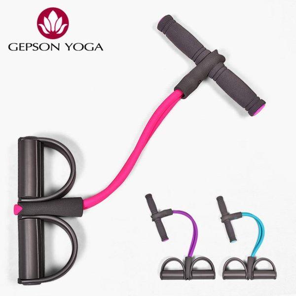 食尚玩家 拉力器仰臥起坐健身器材家用減肥減肚子瘦腰健腹腳蹬拉力繩