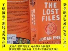二手書博民逛書店I罕見Am Number Four: The Lost Files HIDDEN ENEMY(詳見圖)Y658