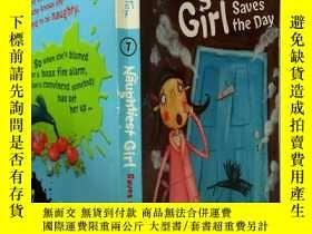 二手書博民逛書店The罕見Naughtiest Girl Saves the Day:最淘氣的女孩拯救了這一天Y200392