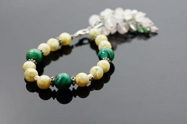 貝殼珍珠,據說促進血液循環、緩解習慣性頭痛、失眠、便秘、全身疲憊等病症的緩解。A290