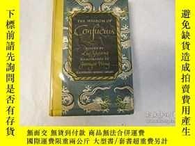 二手書博民逛書店The罕見wisdom of ConfuciusY28384 L