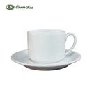 CK全國瓷器 250mL 直身可疊咖啡杯盤 咖啡杯 陶瓷咖啡杯