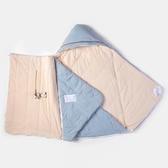 嬰兒抱被秋冬加厚睡袋初生用品