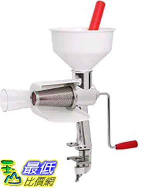 [美國直購] VICTORIO VKP250 食物處理器 醬汁機 Deluxe Food Strainer and Sauce Maker