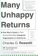 二手書Many Unhappy Returns: One Man s Quest to Turn Around the Most Unpopular Organization in America R2Y 1591394414